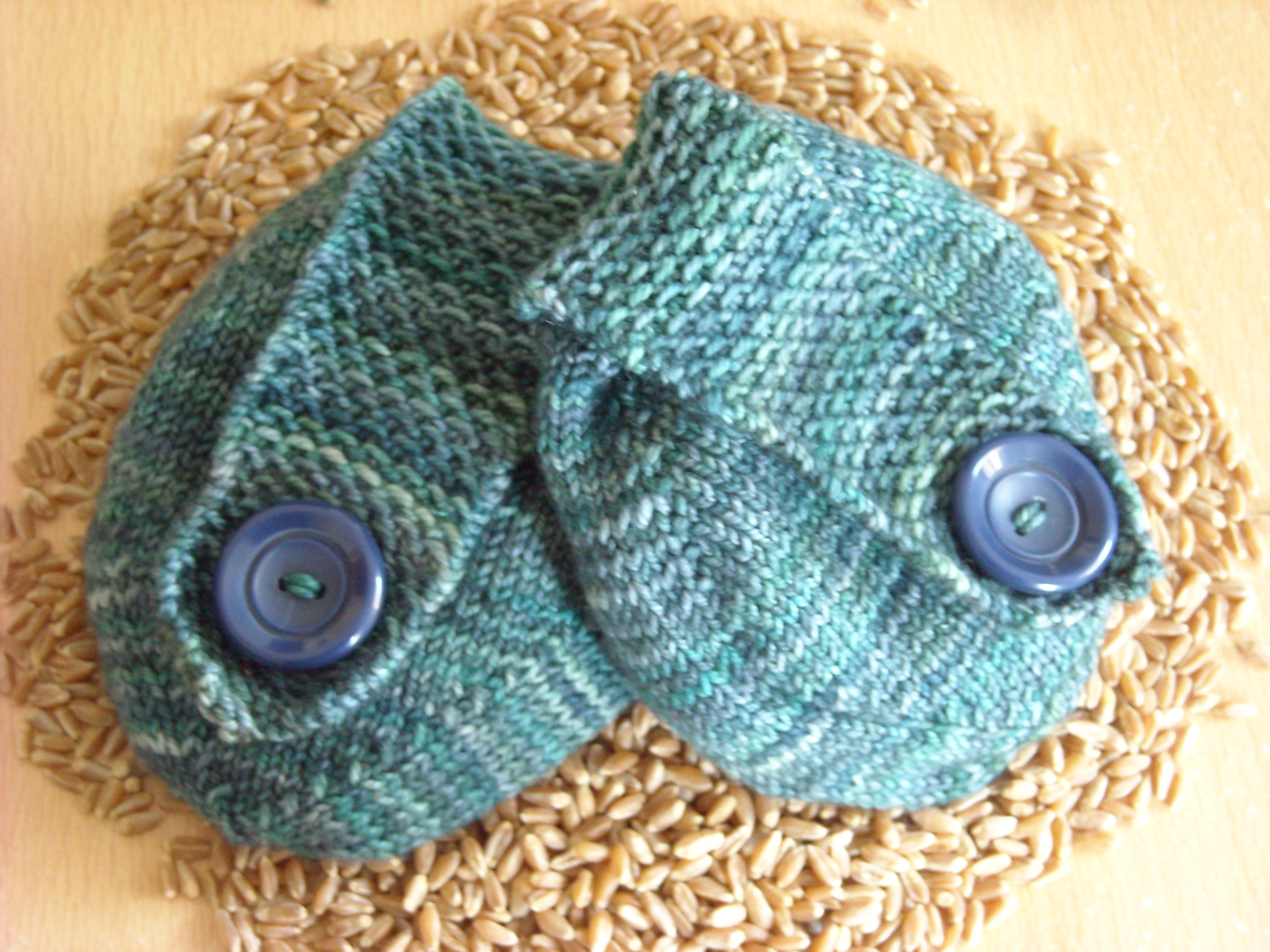 Hand Warmer Knitting Pattern : 301 Moved Permanently