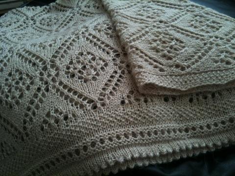 Sea Of Dreams Baby Blanket Loumms